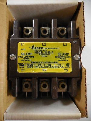 Fasco Model 3M25-A 30D030-4A