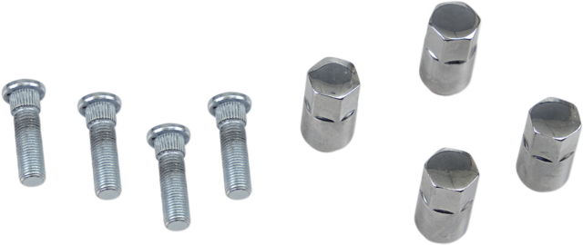 Moose Racing Wheel Stud And Nut Kits Front Rear 0213-0765