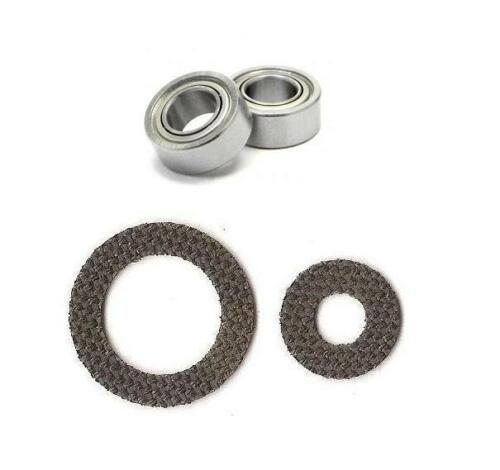 Carbontex Drag CALAIS Shimano Super Tune ABEC-7 Spool Bearings