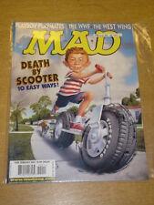 MAD MAGAZINE #402 2001 FEB VF US MAGAZINE VERSION PLAYBOY PLAYMATE WWF WEST WING