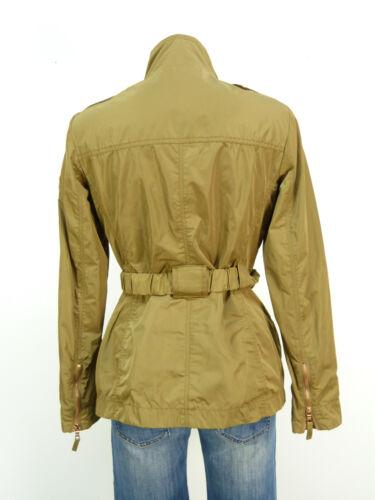 Brown Gr Dark Esprit 1118 With M Mint Belt Jacket 36 OFqvw1I