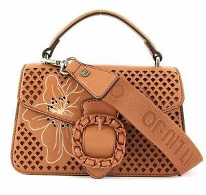 Liu Jo Borse.Borsa Liu Jo Tracolla Tiberina N19067 Cartella Crossbody Bag Xs Bran Marrone Ebay
