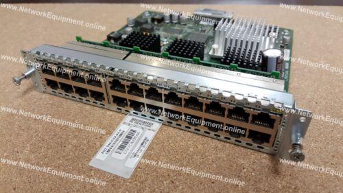 ✅ Cisco SM-ES2-24-P PoE Enhanced EtherSwitch Service Modules Cisco 2900 3900 ✅
