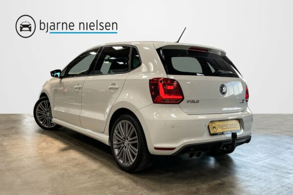 VW Polo 1,4 TSi 150 BlueGT DSG Van - billede 2