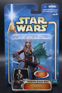 Chewbacca Mynock Hunt Star Wars SAGA 2003 box