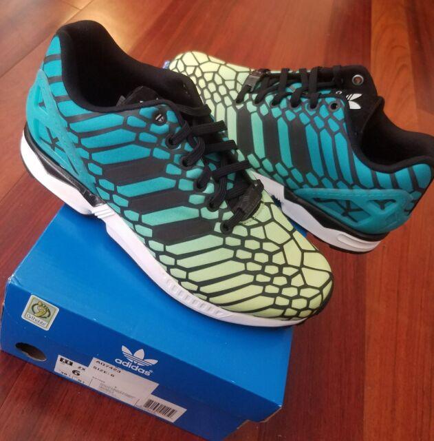 adidas flux blue size 6