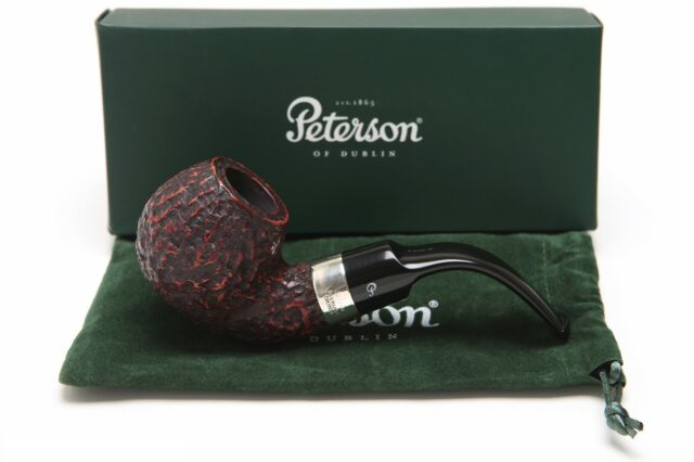 Peterson Donegal Rocky XL02 Tobacco Pipe Fishtail