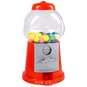 Hingebungsvoll Nostalgie Kaugummiautomat 22 Cm Kaugummi Automat Kaugummispender Mit Inhalt Top Wassermelonen Süßwaren