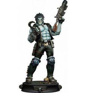Statue Sideshow Dc 1/4 Lobo Format Premium