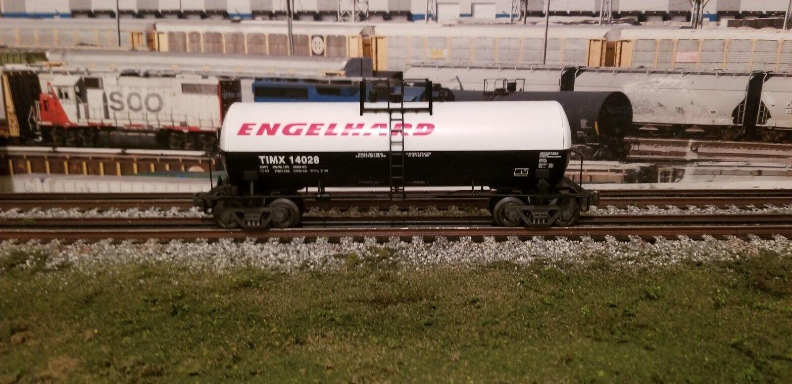 MIB K Line K6332-8014 Engelhard Extruded Aluminum Tank Car
