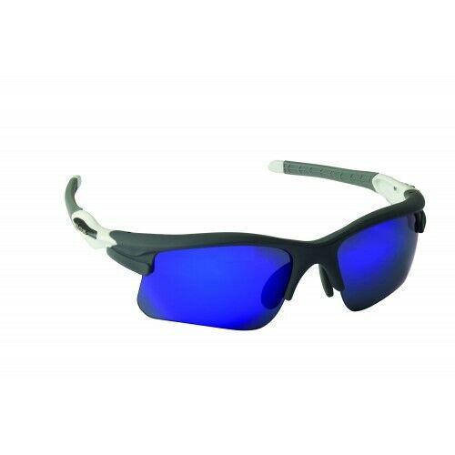 DEMETZ Sonnenbrille Herren Bike-Star Brille Sport Sport Sport Verspiegelt Index 3 Blau B230   | Online-verkauf  006273