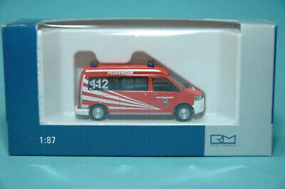 Rietze VW T5 GP LR MD Feuerwehr Koblenz 53610