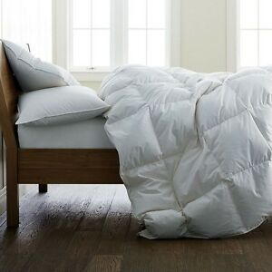 80-Quality-Goose-Down-20-Feather-Quilt-Duvet-Doona-King-Size-and-Queen-Size