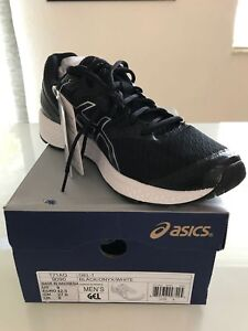 New Asics Gel 1 Mens Running Shoes Size 105 Modelt71aq 9090
