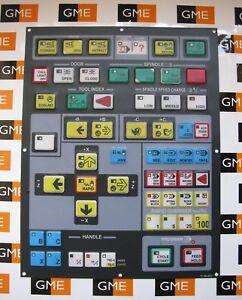 Operating-Membrane-11-46-02Y-for-Hitachi-Seiki-lathe-NR-series-Fedex-shipping