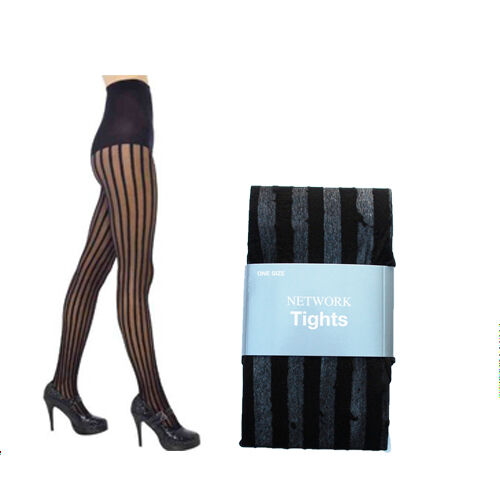 Black & Colour PATTERNED PREMIUM FASHION TIGHTS Luxury Women's Sexy Hosiery