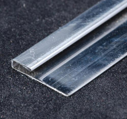 Stainless steel trim strip