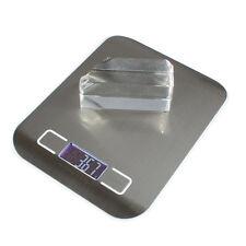 Mini 11lb 5KG/1G Digital LCD Electronic Kitchen Scale White
