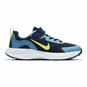 Nike Wearallday Kinder Sneaker Turnschuhe Sportschuhe CJ3817-400