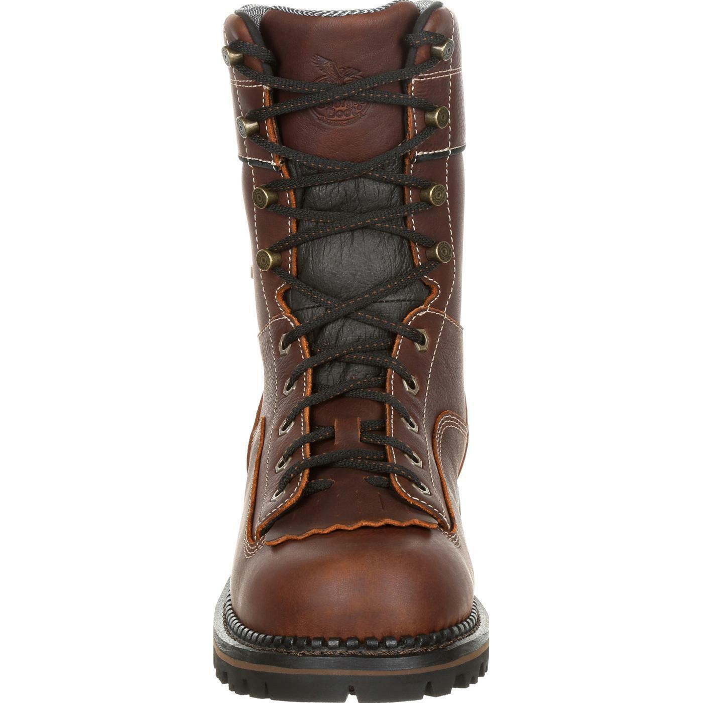 GEORGIA AMP LT LOGGER COMPOSITE TOE LOW HEEL WTRP WTRP WTRP WORK Stiefel GB00238  ALL GrößeS f1bf76