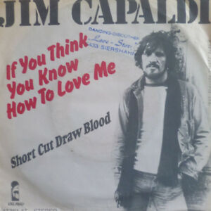 7-034-1976-CV-SMOKIE-RARE-VG-JIM-CAPALDI-If-You-Think-You-Know-How-To-Love-Me