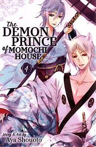 Details about The Demon Prince of Momochi House Volume 4 Aya Shouoto Manga  NEW