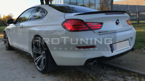 39d44e380e73 Rear Boot Trunk M6 Style Spoiler For BMW 6 Series F12 F13 Coupe ...