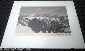 Robert-GERSTMANN-1896-1964-signed-amp-titled-Photograph-Ecuador-Los-Leones