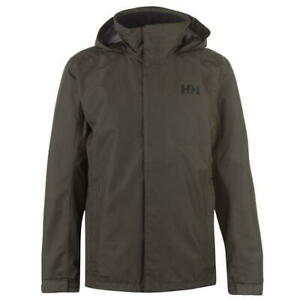 Helly-Hansen-Dubliner-Jacket-Men-beluga-Gruen-Wasserdichte-Jacke-UK-S-ref133