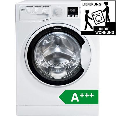 BAUKNECHT 8 kg Waschmaschine WA Soft 8F41 Frontlader 1400 U/min A+++ FREI HAUS