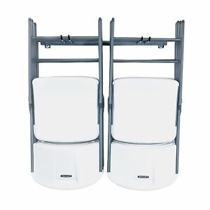 Image Is Loading Monkey Bar Storage Small Folding Chair Wall