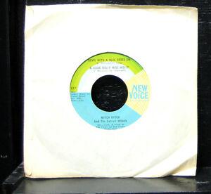 45 Mitch Ryder - Devil With A Blue Dress On VG+ 7