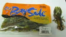 "5 PER PACK=30 4/"" CRAWFISH 6 PACKS LINDY OLD BAYSIDE 4/"" CRAW CRAB CT3074"
