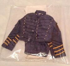 Vintage GI Joe West Point Blue Cadet Uniform