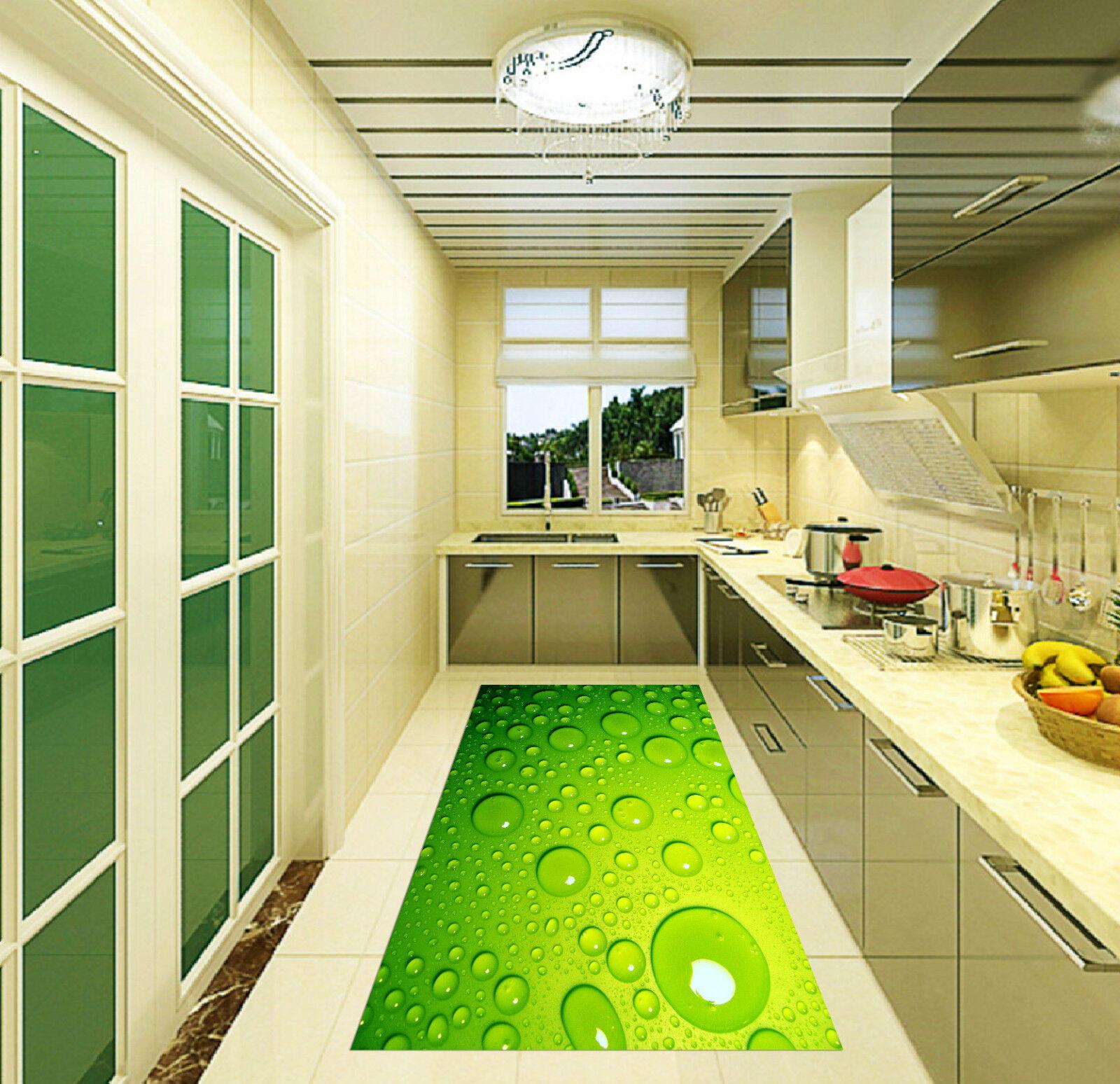 3D Claire D'Eau Gouttes 109 Décor Mural Murale De Mur De Cuisine AJ WALLPAPER FR
