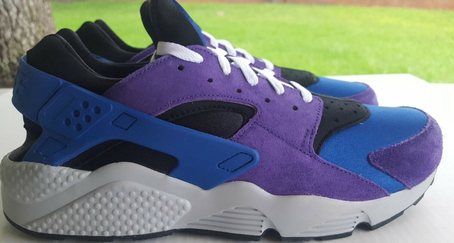 NIKE AIR HUARACHE RUN ID SIZE 13 777330-972