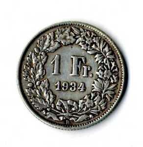 Moneda-Suiza-1934-B-1-franco-suizos-plata-835-silver-coin-Helvetia