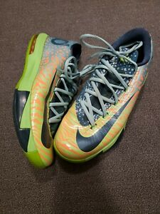 Details about Nike KD 6 Shoes Cheetah and Zebra - Mens Size 9
