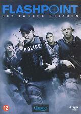 Flashpoint : Seizoen 2 (4 DVD)