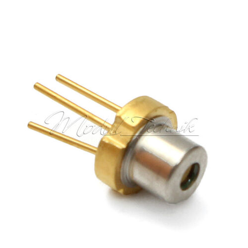 Brand New SLD3232VF Diode for 50mw 405nm CW Violet//Blue Lasers LD 5.6mm TO-18