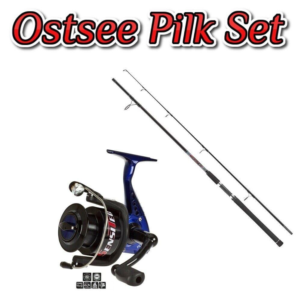Ostsee Pilk - Set  Wurfgewicht bis 140g