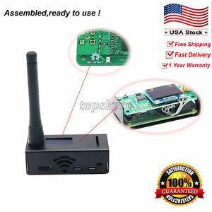 Assembled-MMDVM-Hotspot-Support-P25-DMR-YSF-Raspberry-pi-OLED-Antenna-tsUS