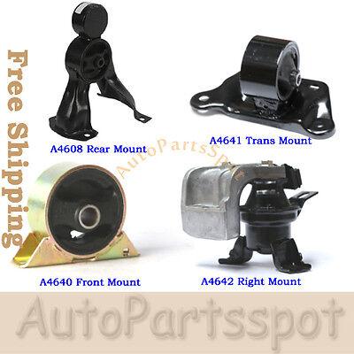 A4640 Fits 03-06 Mitsubishi Outlander 2.4L Front Engine Motor Mount 9631 NEW