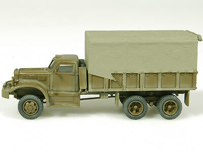 Wespe 72064 1/72 Resin WWII US Diamond T975 S Machinery, Tool Set