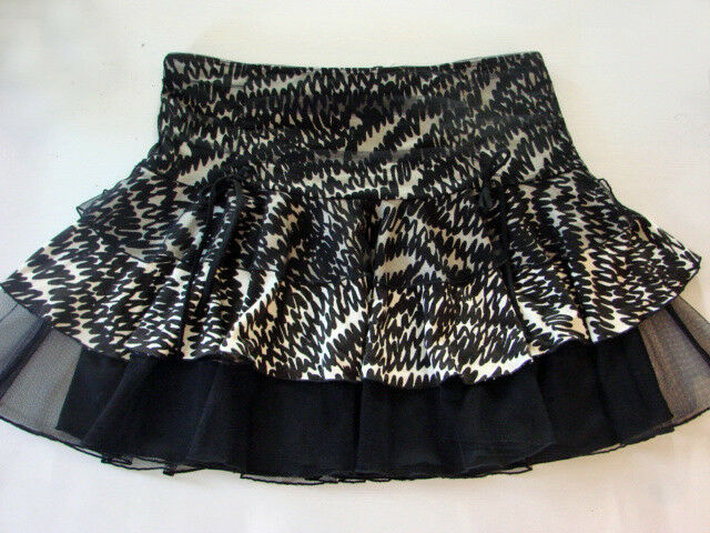 NWT BETSEY JOHNSON RARE ZIG ZAG MADE IN USA SKIRTS  SALE