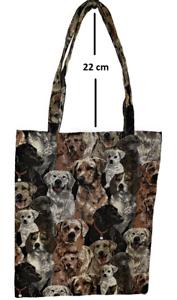 Labrador-Einkaufsbeutel-Hunde-Einkaufstasche-Shopper-Tasche-Gobelin-Tapestry