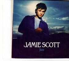 (EY787) Jamie Scott, Just - 2004 DJ CD