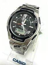 Latest Casio CPW500 Islamic Prayer Twin Sensor Compass Men's Watch CPW-500HD-1A