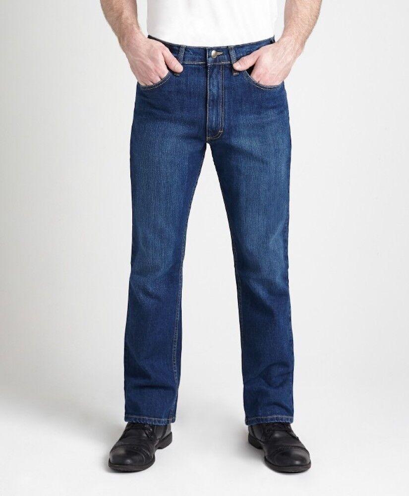 Grand River Men's Ring Spun Stretch Jeans 30 -68  Waist 198
