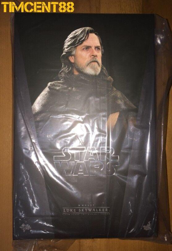 Ready Hot Toys MMS457 MMS457 MMS457 Star Wars The Last Jedi 1 6 Luke Skywalker Mark Hamill New dabe35